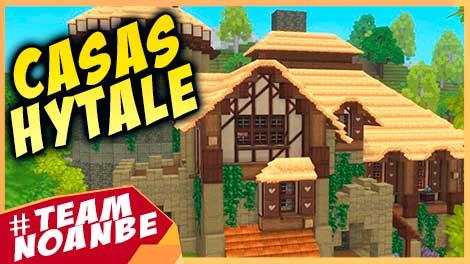 construir casa en hytale
