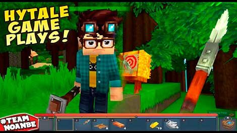 gameplays de hytale